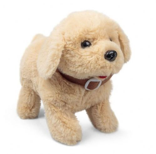 Flipping Puppy Somersaulting Puppy 20cm Tobar